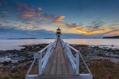 Papiers peints Marshall Point Lighthouse