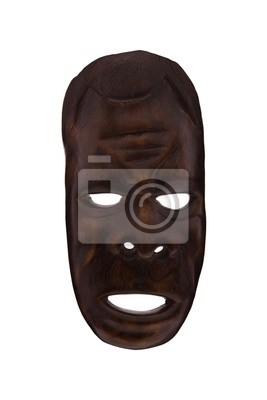 masque africain masculin