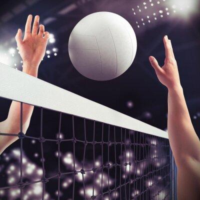 Papiers peints Match de Volley-ball