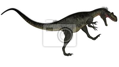 Megalosaurus Dinosaure 3d Render Papier Peint Papiers Peints