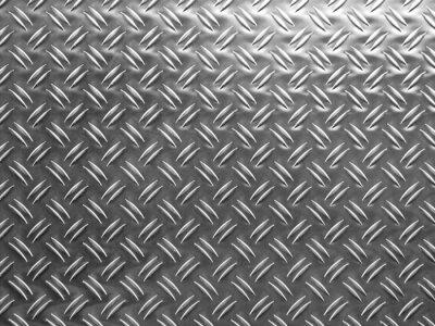 Métal plaque papier peint • papiers peints antidérapant, alu