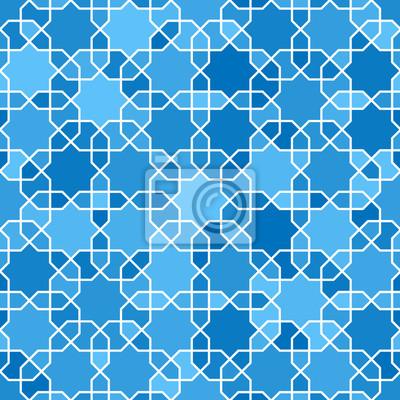 Mod les sans soudure arabes motif remplit oriental style arabe papier peint papiers peints - Motif oriental a imprimer ...