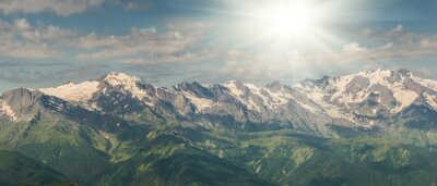 Papiers peints Montagnes majestueuses