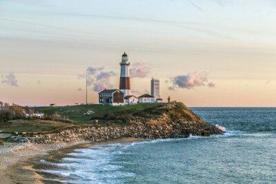 Papiers peints Montauk, Point, lumière, phare, long, Île, nouveau, York, Suffolk
