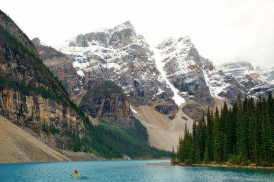 Papiers peints moraine Lake