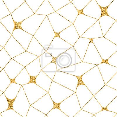 Mosaique Geometrique Seamless Modele 3d Modele Blanc De Papier