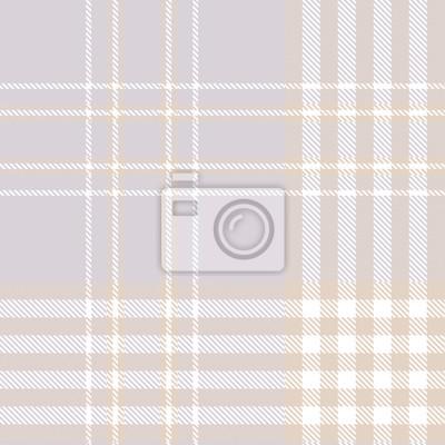 Motif A Carreaux En Gris Pastel Beige Clair Et Blanc Texture