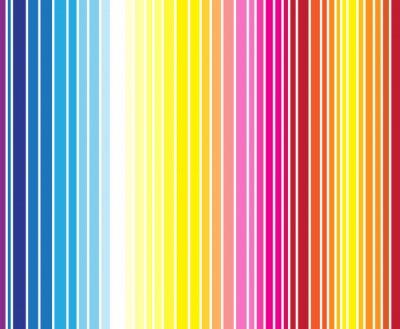 Papiers peints Motif à rayures brillantes et transparentes. Vecteur, Illustration, f