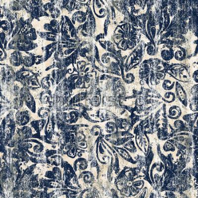 Papiers peints Motif aquarelle floral répéter modèle moderne