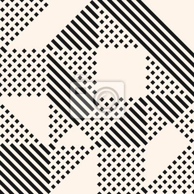Papiers Peints Motif De Lignes Geometriques De Vecteur Ornement Graphique Abstrait
