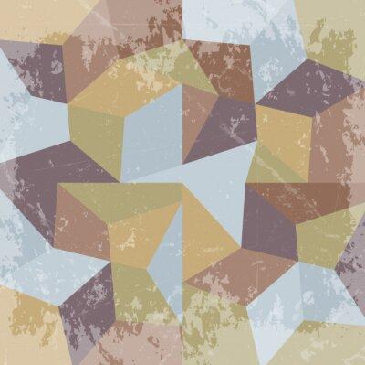 Papiers peints Motif de mur grunge de texture abstraite