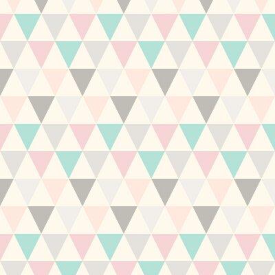 Motif De Triangle Resume Pastel Papier Peint Papiers Peints Carte