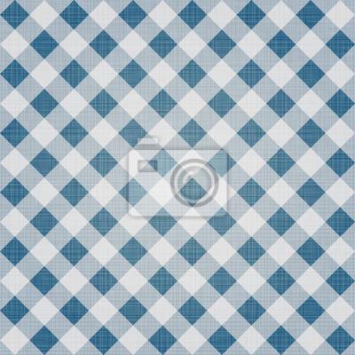 Motif en tissu textile transparent. Ornements à carreaux