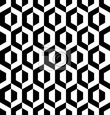 Motif Geometrique Abstrait Un Fond De Vecteur Sans Soudure Papier
