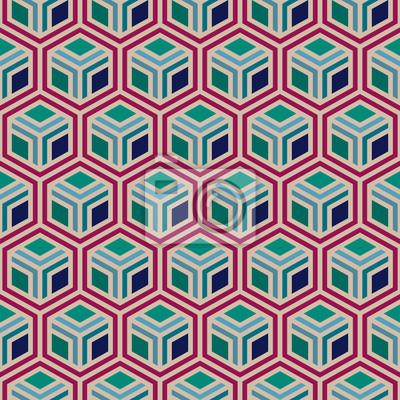 Motif Geometrique De Vecteur 3d Fond Transparent Avec Losange