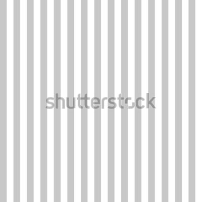 Papiers peints Motif rayure transparente couleurs grises et blanches. Vecteur abstrait bande verticale motif abstrait.