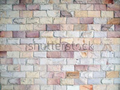 Papiers peints Motifs sur le mur de briques