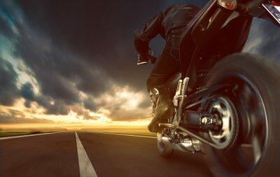 Papiers peints Moto accélérer