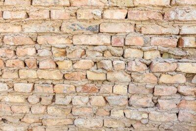 Papiers peints Mur de briques.