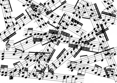 Papiers peints musique