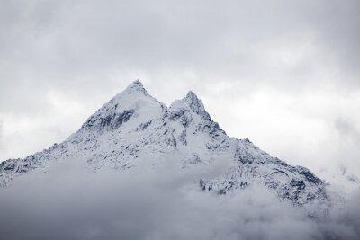 Papiers peints Neige, couvert, montagne, pic, Cordillera, blanc, Pérou