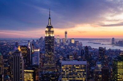 Papiers peints New York City