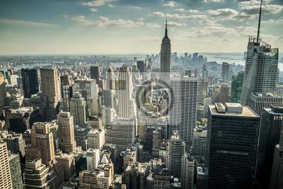 Papiers peints New York City aux Etats-Unis