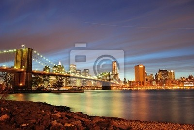Papiers peints New York City Skyline