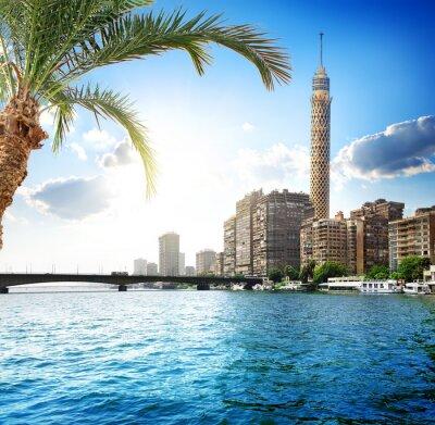 Papiers peints Nil au Caire
