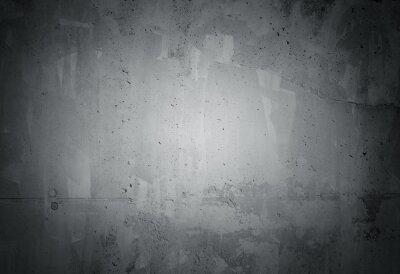 Papiers peints Noir, grunge, intempéries, béton, mur, texture