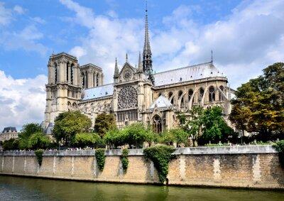 Papiers peints Notre-Dame, Paris