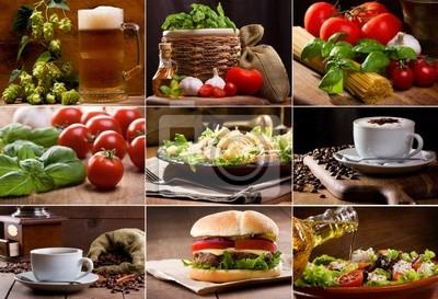 nourriture et boisson collection