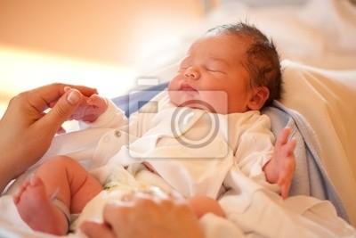 Nouveau bébé né