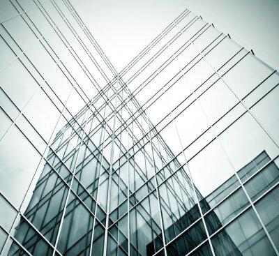 Papiers peints nouvel immeuble de bureaux en centre d'affaires