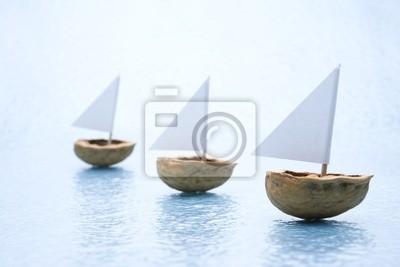 Papiers peints Nußschiffchen