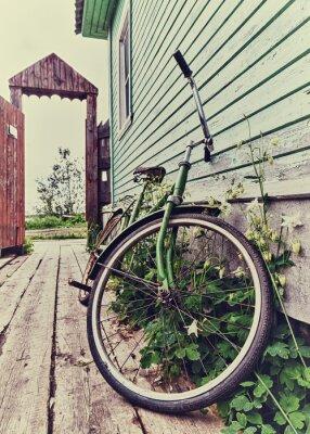 Papiers peints Old retro vélo.