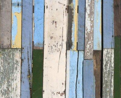 Papiers peints Old wood fence