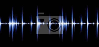 Onde sonore (fichier facilement éditable)