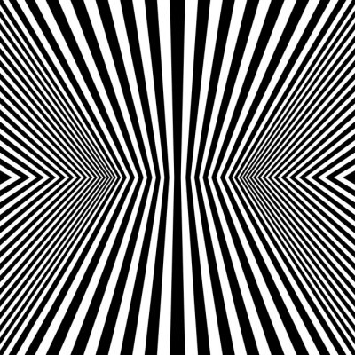 Papiers peints Optique Motif Art Rhombus Seamless