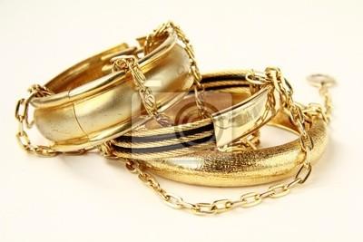 or bijoux féminins, bracelets et chaînes