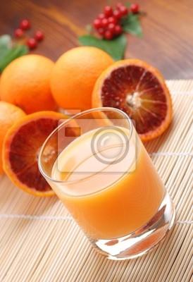 oranges à jus quatre