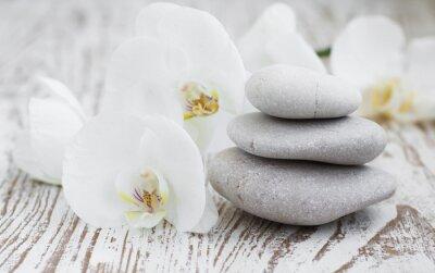 Papiers peints Orchidées spa