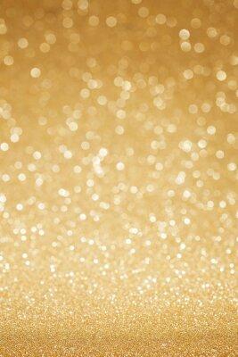 Papiers peints Paillettes d'or abstrait