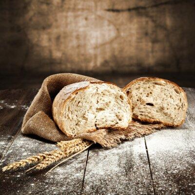 Papiers peints pain
