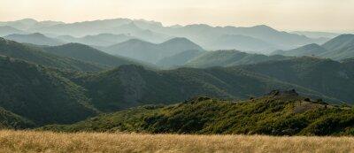 Papiers peints Panorama de montagne