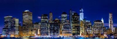 Papiers peints Panorama de New York