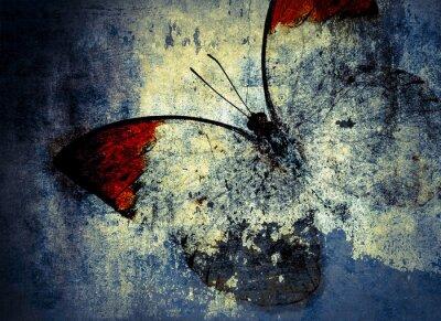 Papiers peints papillon