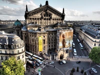 Papiers peints Paris
