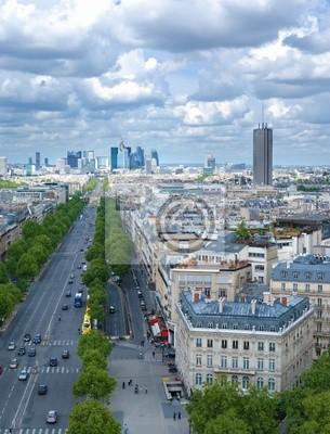 Paris. Défense