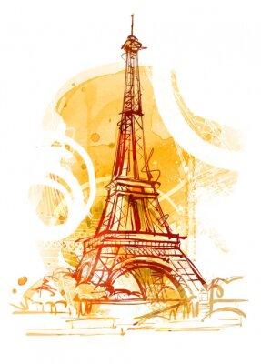 Papiers peints Paris Summer